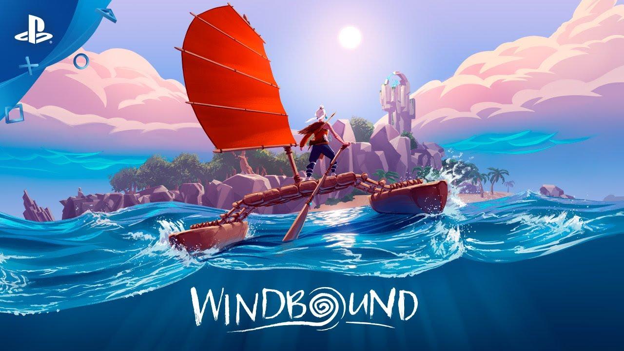 As Tempestades da Aventura de Sobrevivência Windbound Chegam ao PS4 em 28 de Agosto
