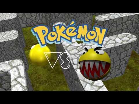 Pacman vs Pokemon