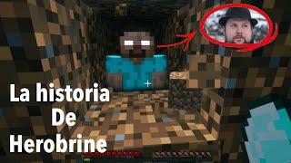 La historia de Herobrine Teoría de Minecraft | Antonymous