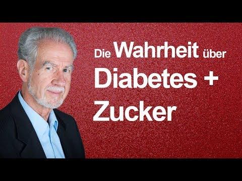 Die Wahrheit über Zucker und Diabetes - Interview mit Prof. Dr. Spitz