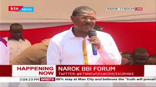 Senator Wetangula: We must tame our appetite of borrowing as a country | NAROKBBIFORUM