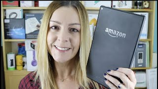 Amazon Fire HD 10 wide screen tablet review & comparison