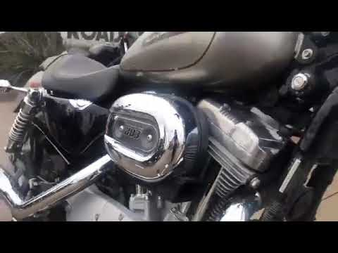 2009 Harley-Davidson<sup>®</sup> Sportster® 883 Custom XL 883C
