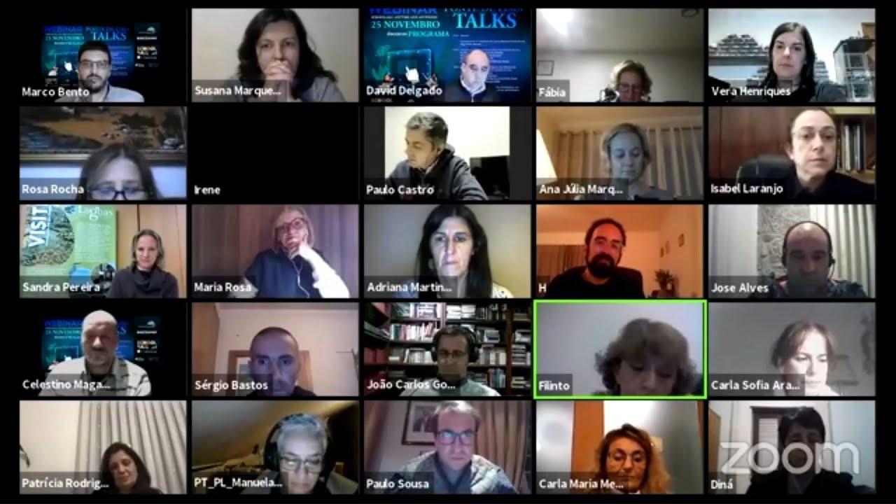 """Webinar """"Ponte de Lima Talks 2020"""""""