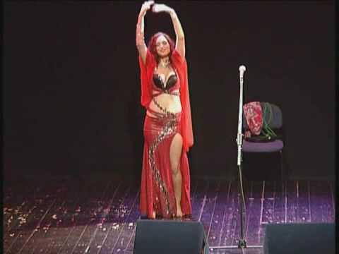 רקדנית הבטן גל שמרון