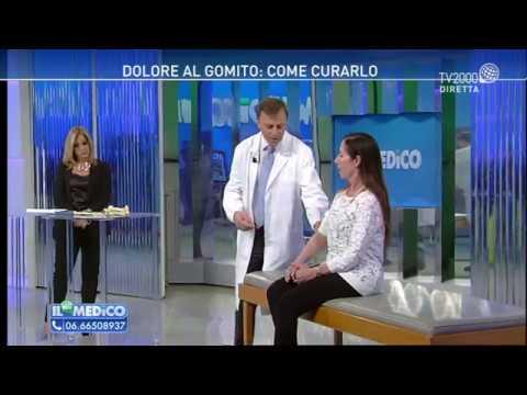 Dolore alla schiena da un medico per il trattamento