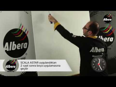Albera Licra - Silikon Esaslı Elastik Dış Cephe Boyası