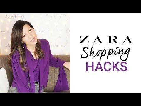 7 Zara Shopping Tipps | Fashion Hacks | natashagibson