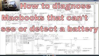 Apple MacBook Pro A1278 Logicboard Diagnostics and Repair To