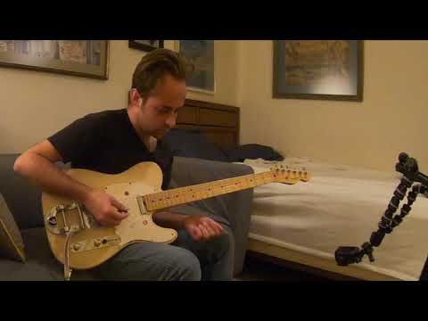 this is a video of me explaining how I use special effects in my guitar playing