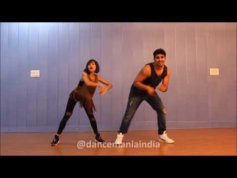 Tere Naal Nachna Dance | Badshah, Sunanda S | Nawabzaade | Dance Mania India