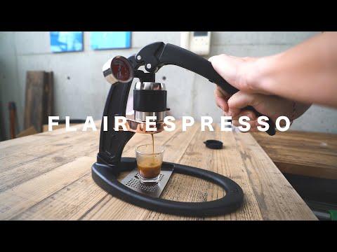 Flair Espresso // Flair Signature PRO