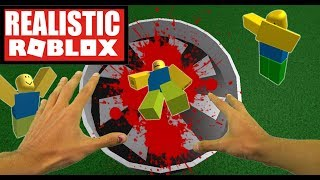 Realistic Roblox - 1000 WAYS TO DIE IN ROBLOX!