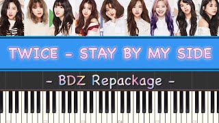 TWICE (트와이스) - STAY BY MY SIDE Piano Cover