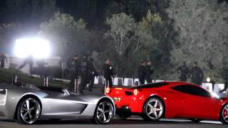 Chevrolet Camaro, Transformers 3 Teaser