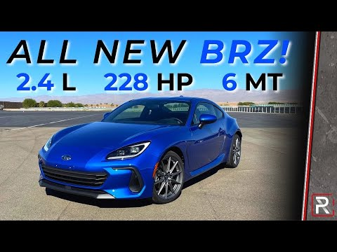 External Review Video 6I6avlSIxO8 for Subaru BRZ (2nd-gen)