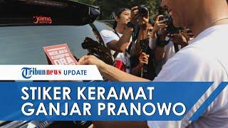 Stiker Keramat Gubernur Jateng Ganjar Pranowo Buat Kadinas dan PNS Was-was