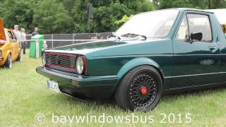 vw caddy pickup @ Volksdub 2015