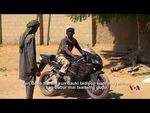 Boko Haram: Dan Boko Haram Da Mashin Mai Tsananin Gudu