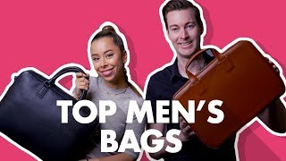 Top Mens Briefcases/Messenger Bags For 2019