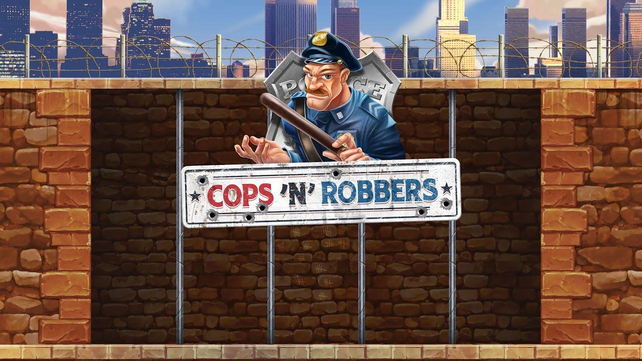 Cops'n'Robbers från Play'n GO