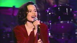 "Natalie Merchant 10,000 Maniacs--""These Are Days""--1993 Clinton MTV Inaugural Ball"