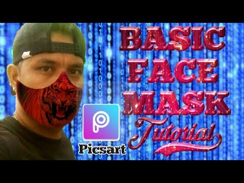 Download Picsart Face Mask Manipulation Tutorial Picsart Tutorial