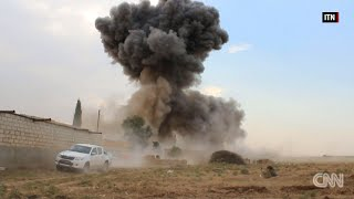 Two VBIED bombings: Kurds in deadly battle against ISIS suicide bombers [HD]