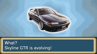 Skyline GTR Body Kit Reveal!