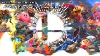 Smash Bros. Ultimate - Lifelight (Camellia's Hardstyle Bootleg)