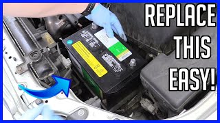 Battery Replacement Toyota