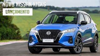 Novo Nissan Kicks - Lançamento