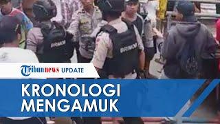 Kronologi Oknum Brimob Lepas Tembakan Gara-gara Enggan Bayar Karcis Rp5000, Satu Korban Terluka