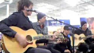 Angels and Airwaves Acoustic, Secret Crowds