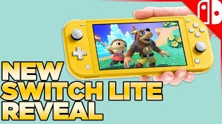 Nintendo Switch Lite Specs, Pricing, Screen Size, Release Date, and More!