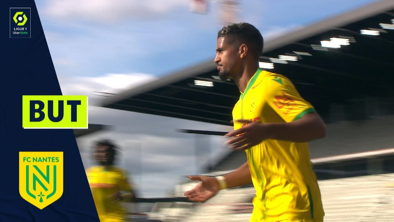 But Ludovic BLAS (79' - FCN) ANGERS SCO - FC NANTES (1-4) 21/22