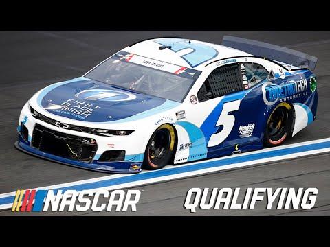 NASCAR コカ・コーラ600(シャーロット・モーター・スピードウェイ)の予選ハイライト動画