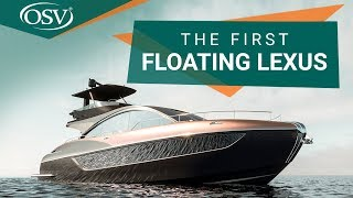 The First Floating Lexus | Behind the Wheel Auto News Ep. 28