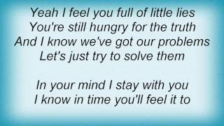 All American Rejects - Bleed Into Your Mind Lyrics