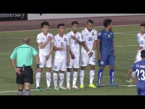 Boeung Ket (Cam) - Магуэ 1:0. Видеообзор матча 14.03.2017. Видео голов и опасных моментов игры