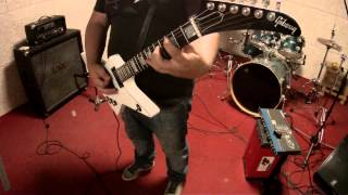 STUCK MOJO - Enemy Territory (guitar cover) HQ