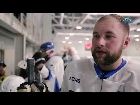 Бронзовый матч «Чемпионата Морозово» сезона 2017/2018
