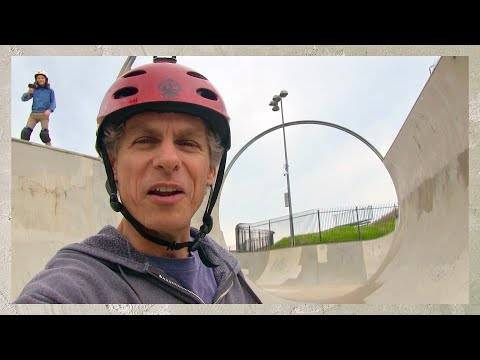 Dream Skatepark! Granite Skatepark / Power Inn Skatepark