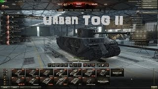 Urban TOG II Mod in World of Tanks
