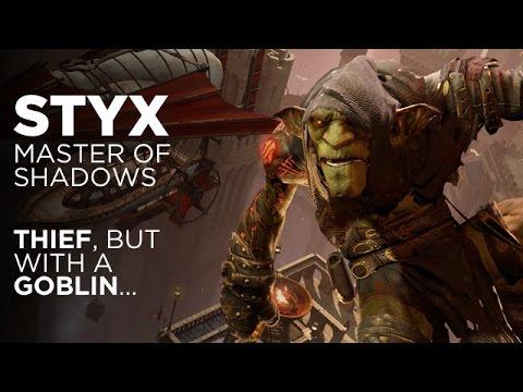 Видео № 0 из игры Styx: Master of Shadows [PC, jewel]