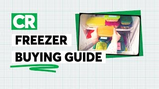 Freezer Buying Guide | Consumer Reports