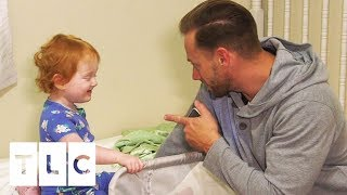 Tears, Tantrums & Bedtime: Quints Upgrade To 'Big Girl' Beds | Outdaughtered