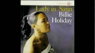 You've Changed                                          Billie Holiday