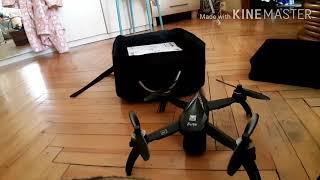 Обзор на квадрокоптер mjx Bugs 5W 4K