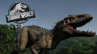 Wenn am Po die Haare sprießen, muss Kreis auf wilde Dinos schießen  [Jurassic World Evolution]